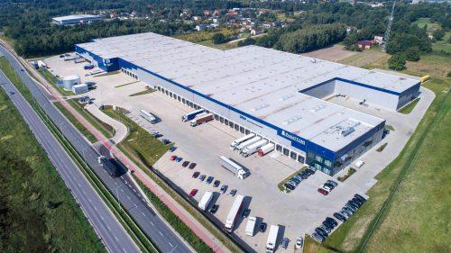 Panattoni, City Logistics Łódź II